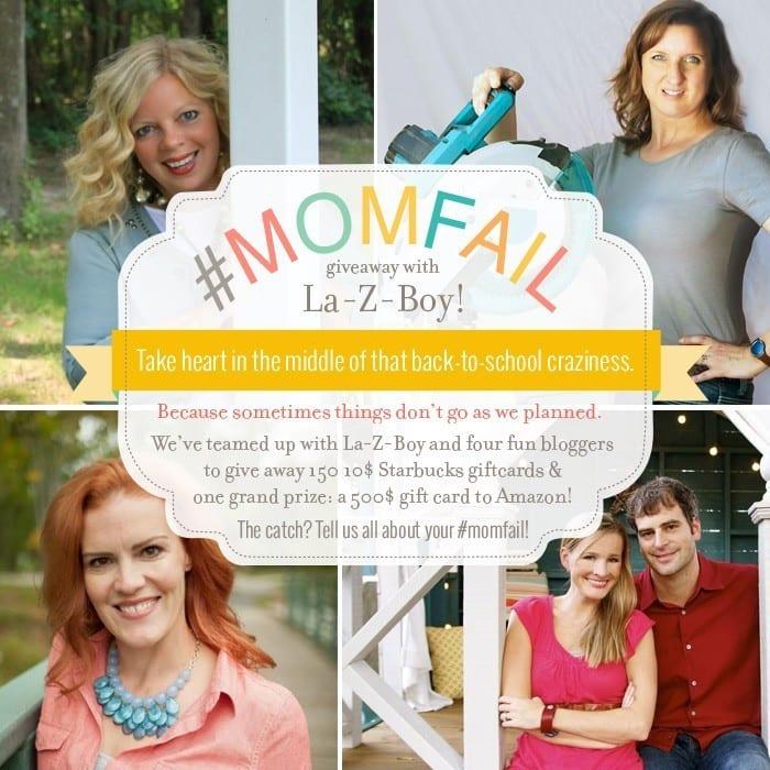 #momfail