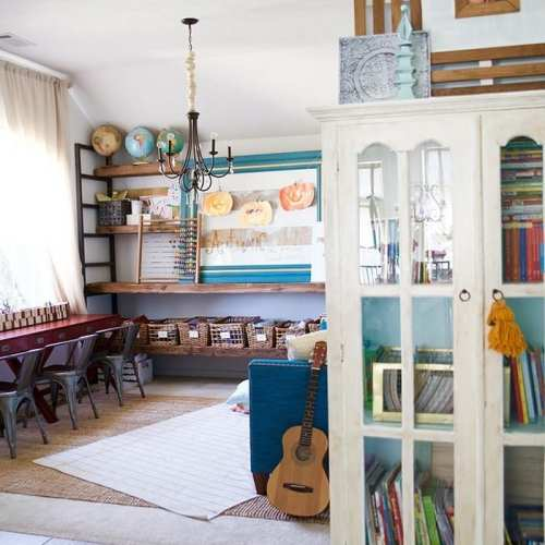 a space for homeschool : what it taught us