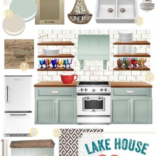 lake house love