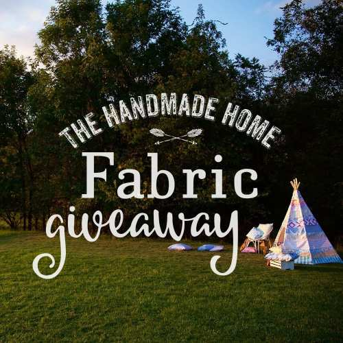 fabric inspiration {and a giveaway!}