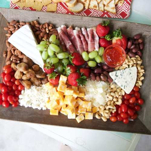 make your own cheese tray