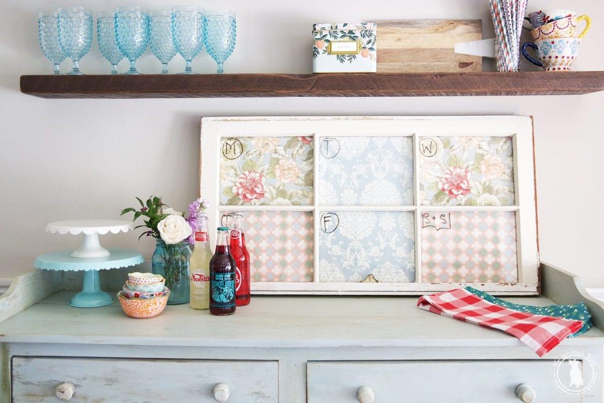 diy_kitchen_menu_planner_old_window