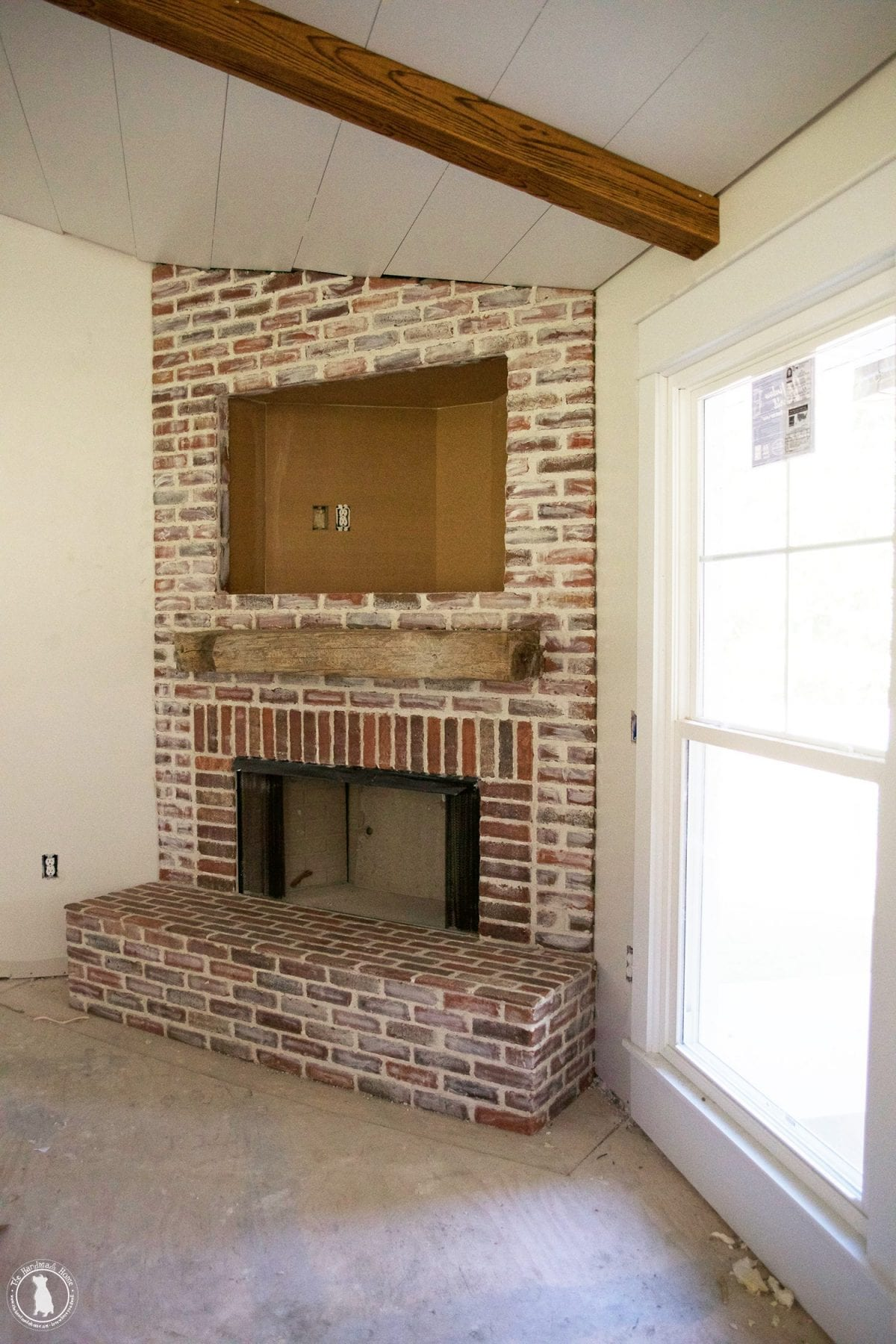 mantel_brick_mortar_rub