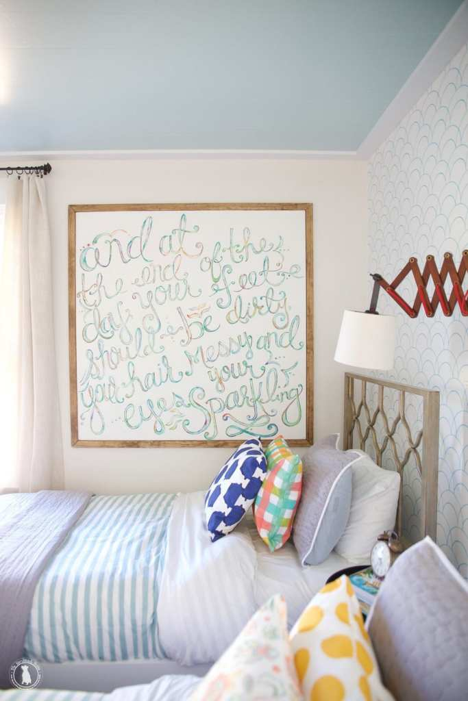 how to shiplap your ceilings - art_the_handmade_home
