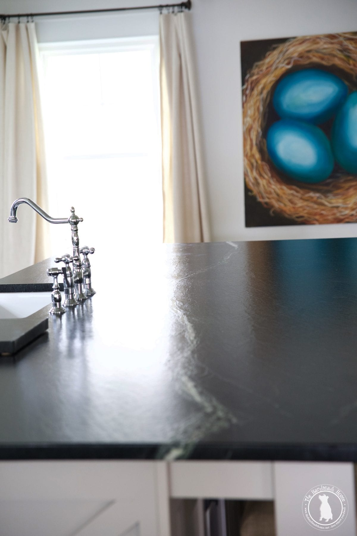 How Did You Have Your Soapstone Finished?