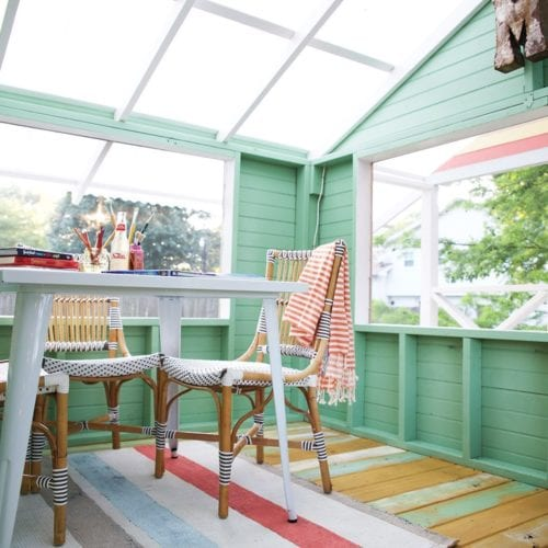 handmade hideaway 2.0 – framing and roofing