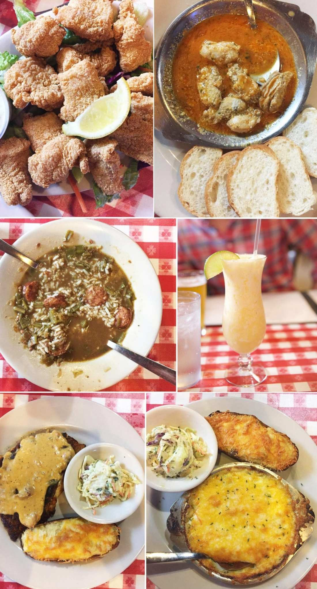 Where to eat in New Orleans - Mulate's
