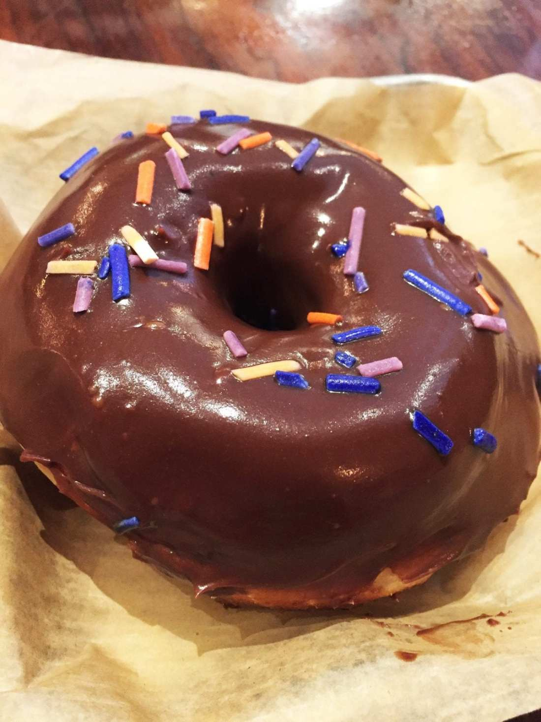 Places to eat in New Orleans - district doughnuts