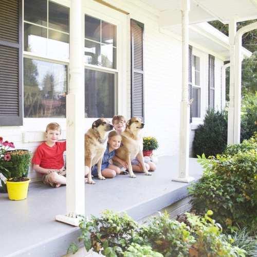 phase 3: outside rehab with window world