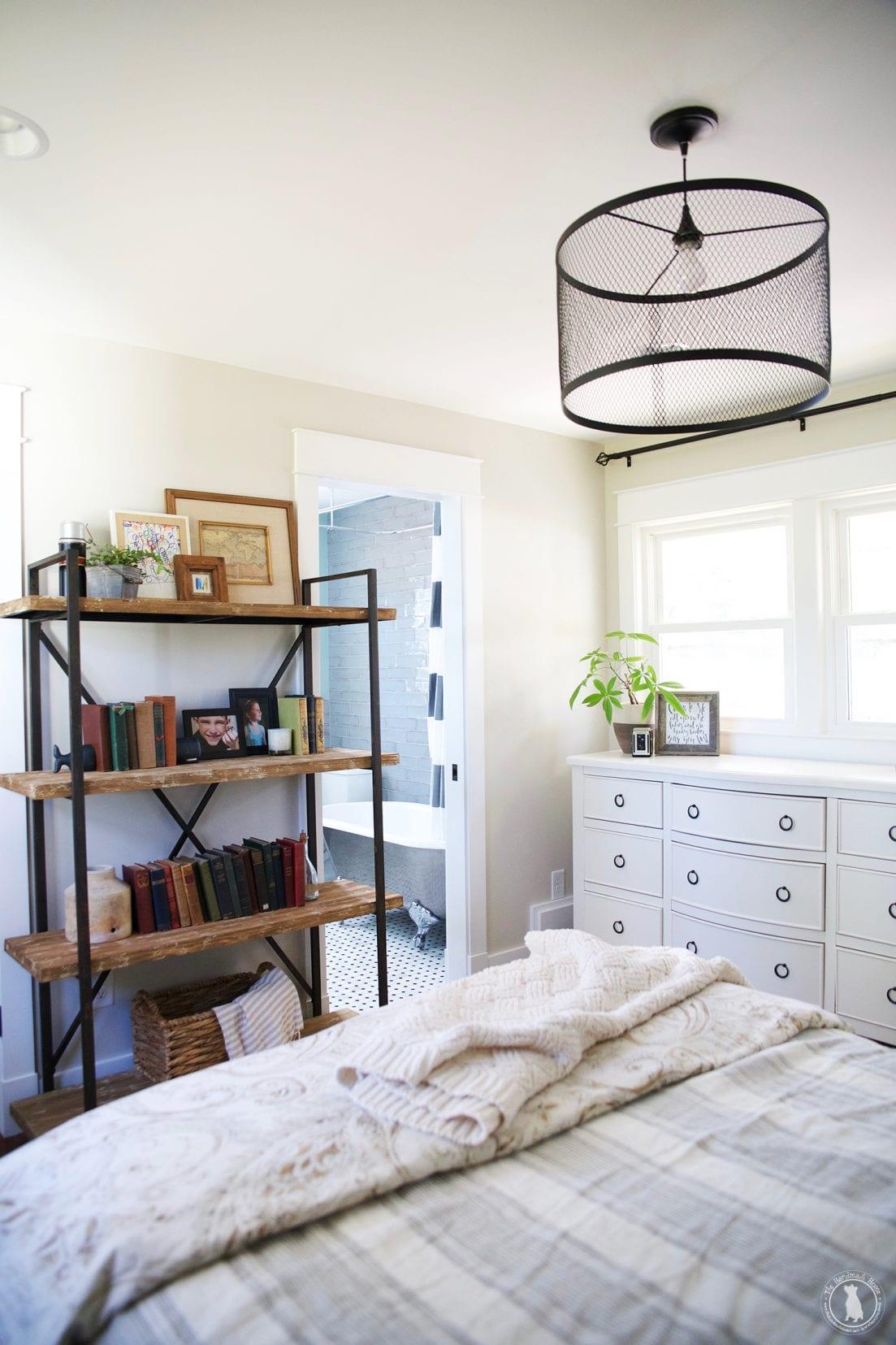 bedroom decorating tips - classic