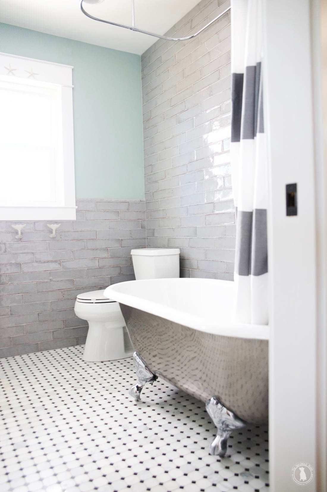 designing a small bathroom