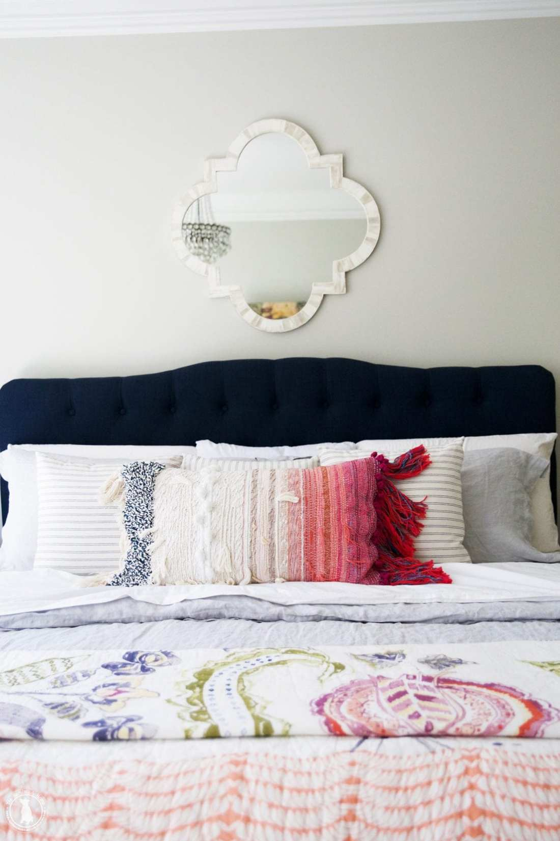 bedroom decorating tips - easy changes
