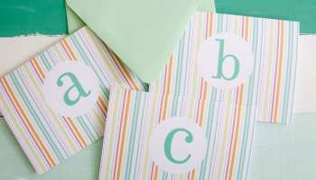 free monogram stationery printable stationery for any occasion