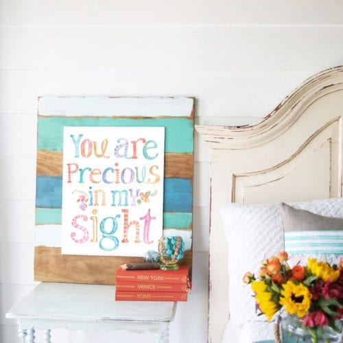 you are precious in my sight free printable