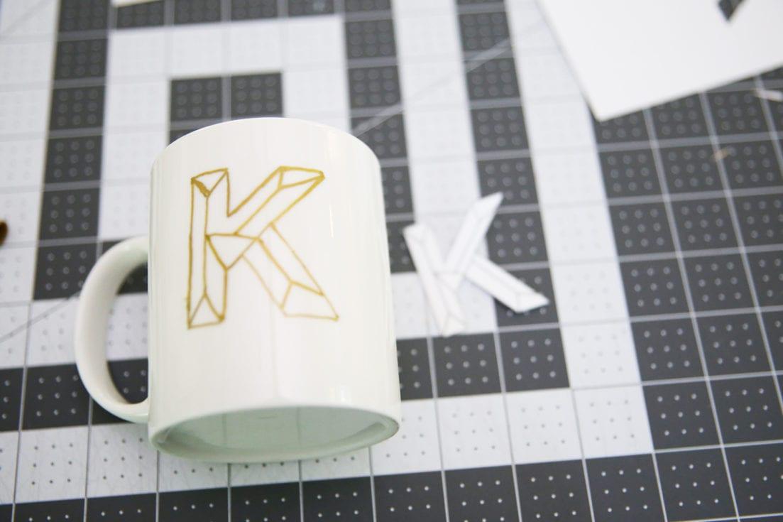 draw on ceramic