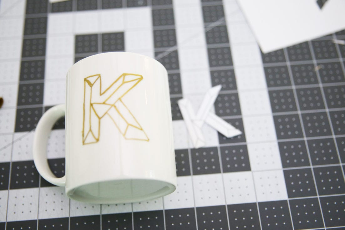 draw on ceramic