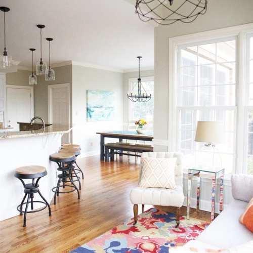 simple ways to lighten and brighten your spaces