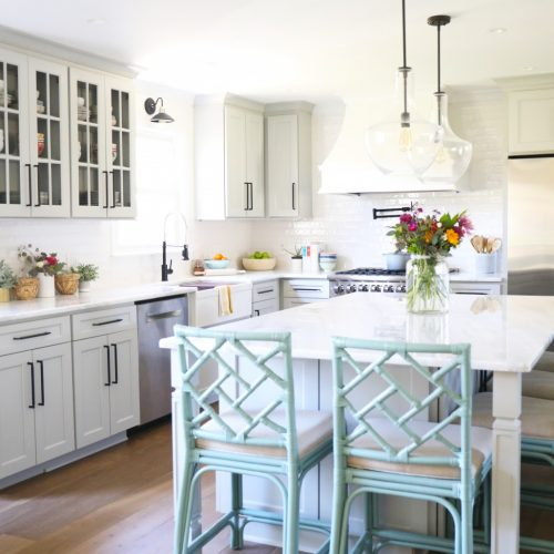 kitchen remodel: a light and bright expansion