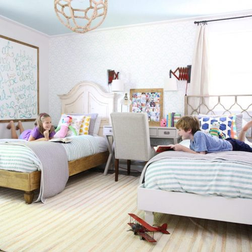 tips for shared kids spaces