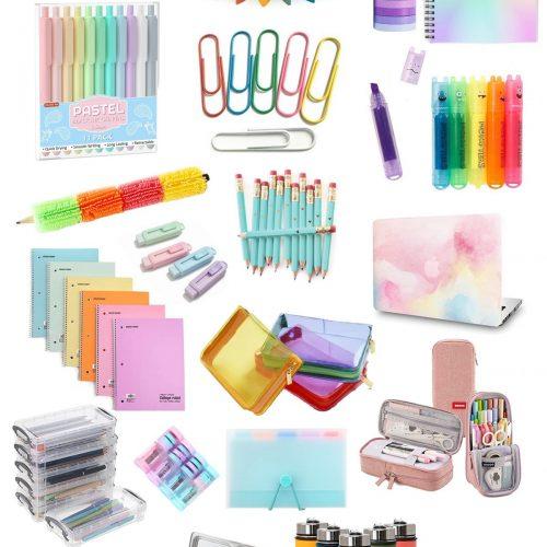 back to school supplies we love