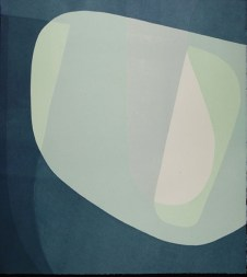 Ken Wood, Brush 24 I Blue Green Grey