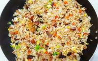 Grandma's Easy Chicken and Mushroom Fried Rice