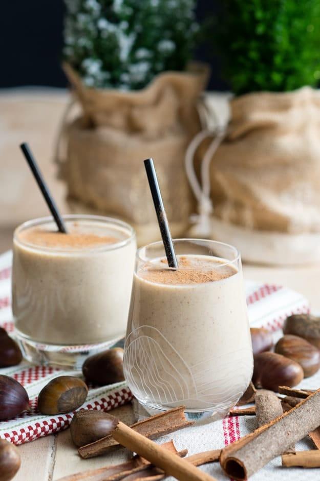 chesnut smoothie