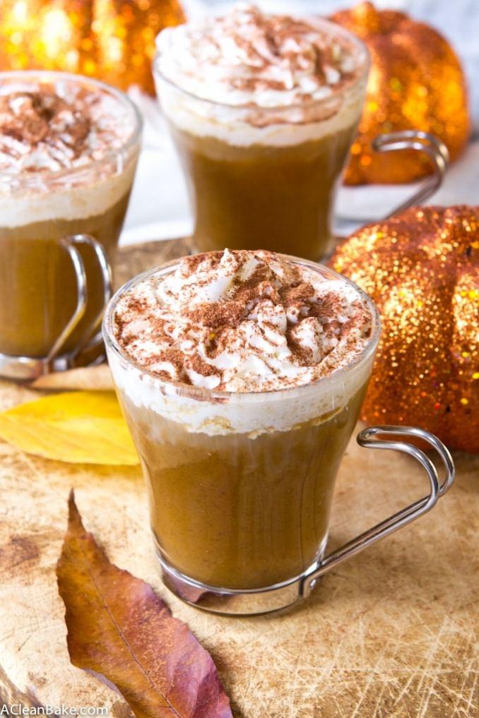 sugar free pumpkin spice latte
