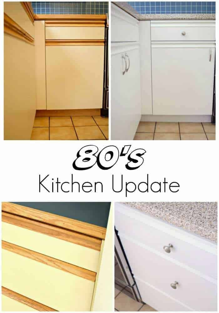 80s Kitchen Update Reveal The Handymans Daughter