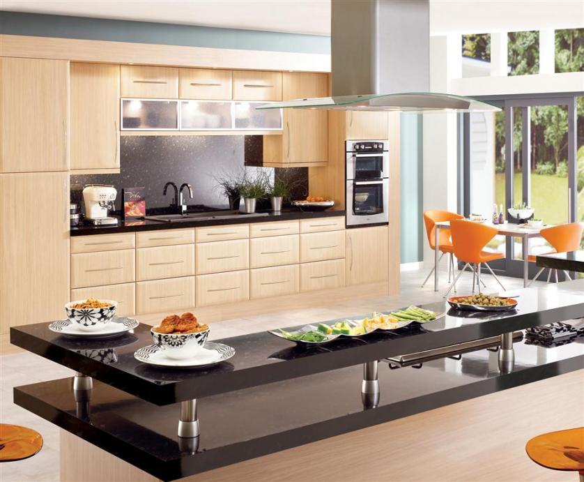 Anne Wright Kitchen extension