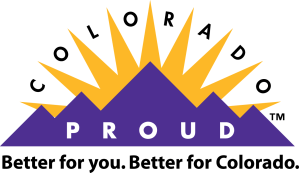 Colorado Proud Logo | The Happy Beast