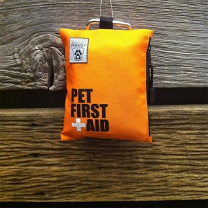 Winter Hiking Gear: Pet First Aid Kit - The Happy Beast