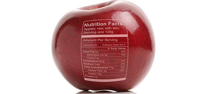 Decoding nutrition labels