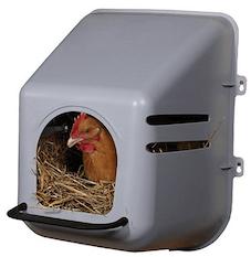 Plastic Chicken Nesting Box