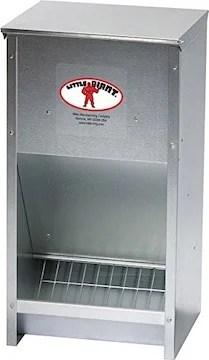 Semi Automatic Chicken Coop Feeder