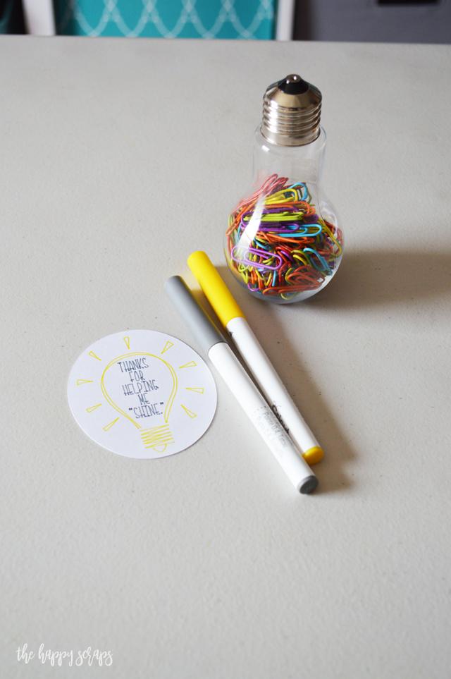 Color Light Bulb