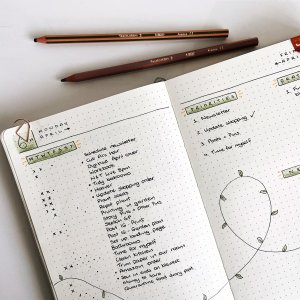 The Alastair Method of Bullet Journaling