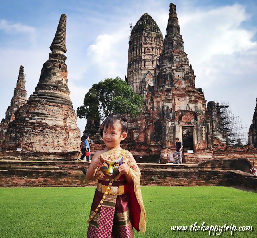 2019 AYUTTHAYA THAILAND TRAVEL GUIDE | The Happy Trip