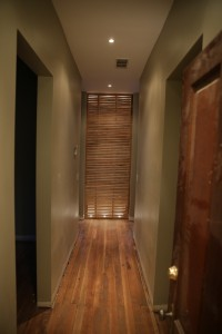 Pearl Suite hallway