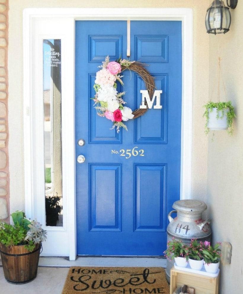 2018 Front Door Paint Colors: Popular Paint Colors Right ...