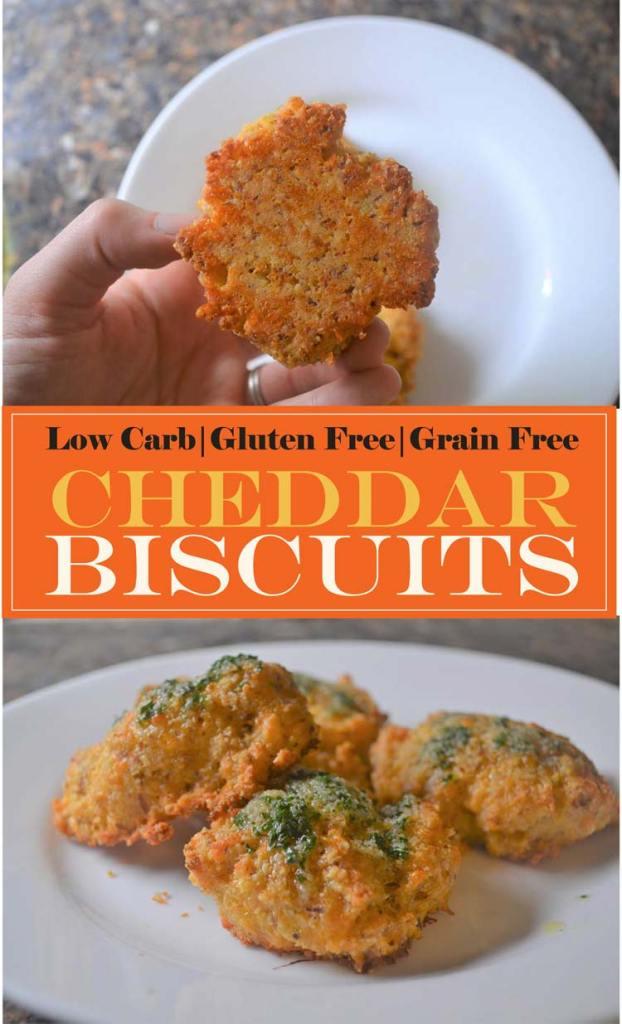 cheddar biscuits garlic butter sauce