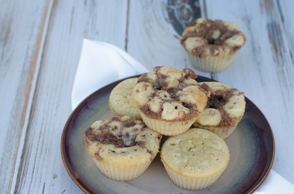 Are you looking for a mouth-watering and indulgent breakfast recipe? Look no further than these super tasty and flavorful coffee cake muffins! They are gluten-free, grain-free, dairy-free, paleo, low-carb, and sugar-free!