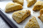 These lemon almond scones make a delicious breakfast baked good! Paleo, low-carb, keto, gluten-free, grain-free.