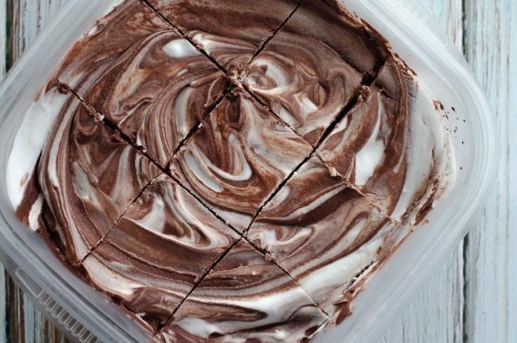 No-Bake Chocolate Coconut Swirl Bars (Keto, Paleo)