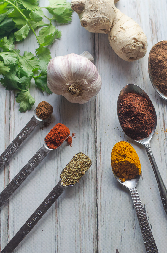 Herbs and spices have amazing nutritional benefits and can do wonders for your health! Here are some reasons you should use more herbs and spices in your cooking.