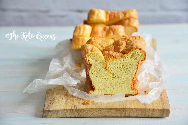 Homemade White Bread Recipe (Almost Zero Carb Bread)