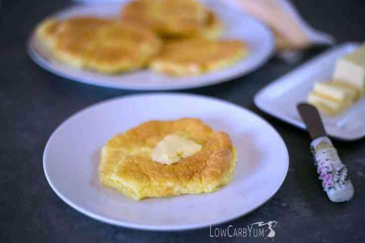 Oopsie Bread Rolls Keto Cloud Bread Recipe