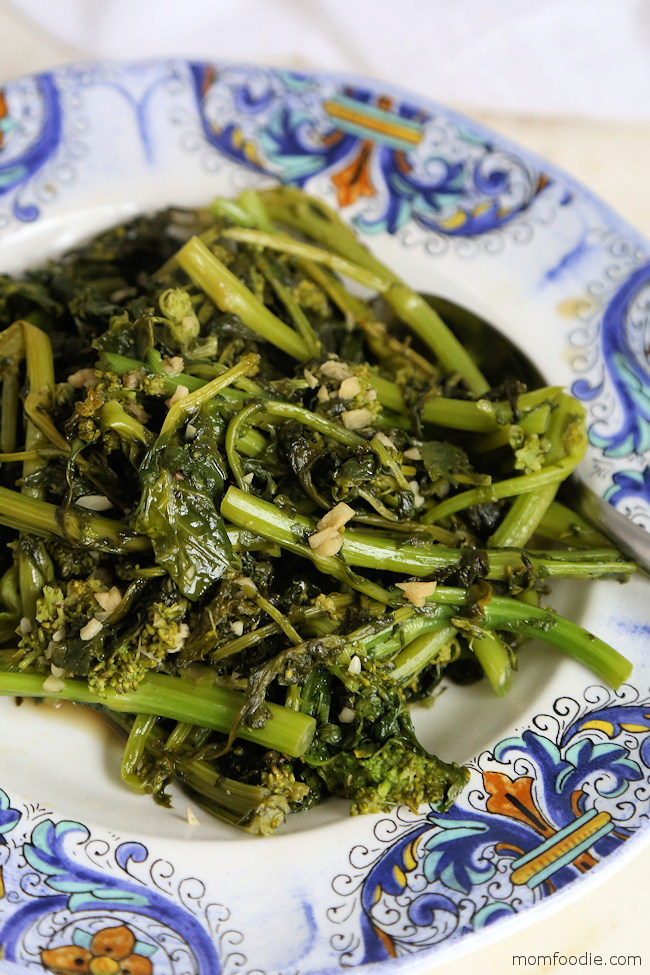 Broccoli Rabe Recipe - Perfect Keto Side Dish