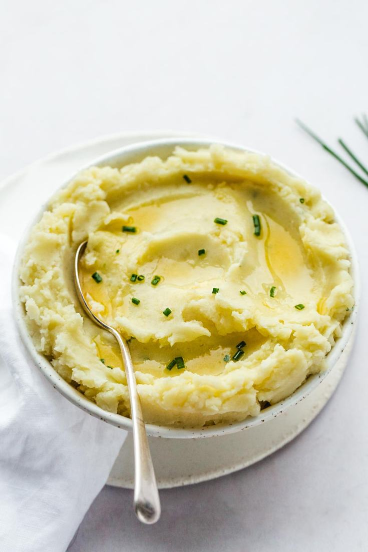 Whole30 Mashed Potatoes