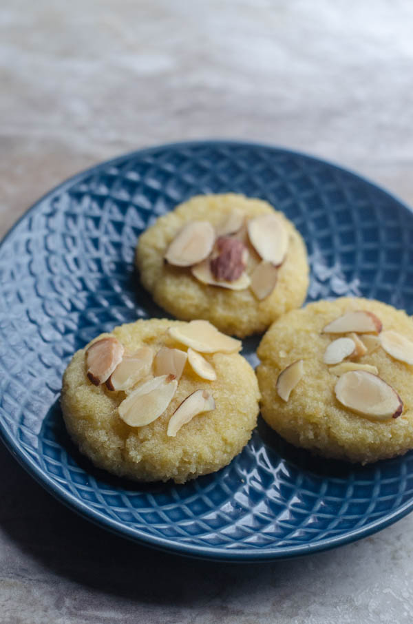 These triple almond cookies are a delicious treat for the holidays, or for anytime of year! Paleo, gluten-free, grain-free.